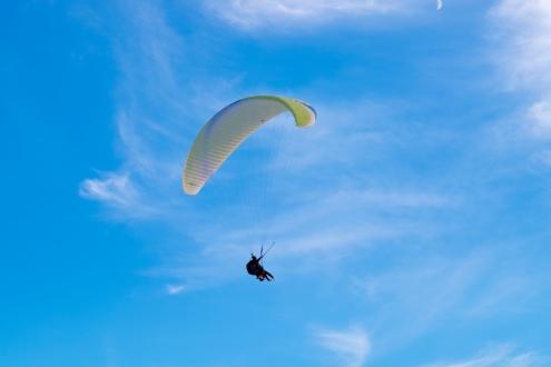 Yamaç Paraşütü 01