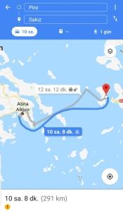 15 pire sakız adası
