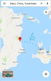 16 sakız adası çeşme